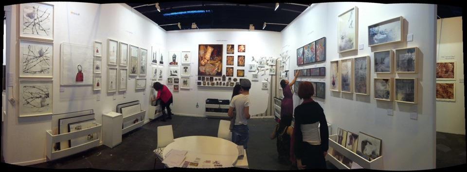 Feria Estampa 2011 - Helena Losada