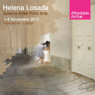 Helena Losada - Affordable Art Fair Hampstead