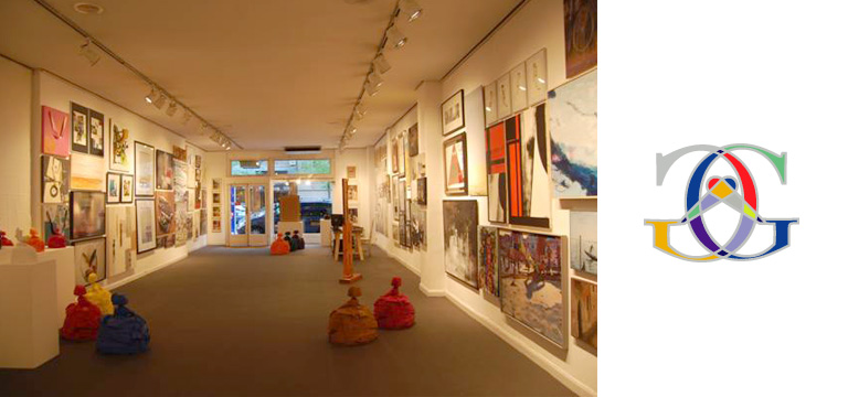 exposición colectiva de navidad en la Galería Gaudí - Helena Losada
