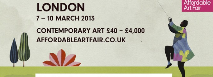 AAF. Affordable Art Fair. London