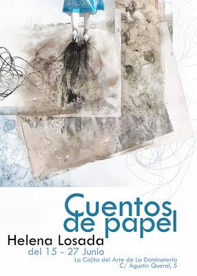 exposición individual Helena Losada en Madrid