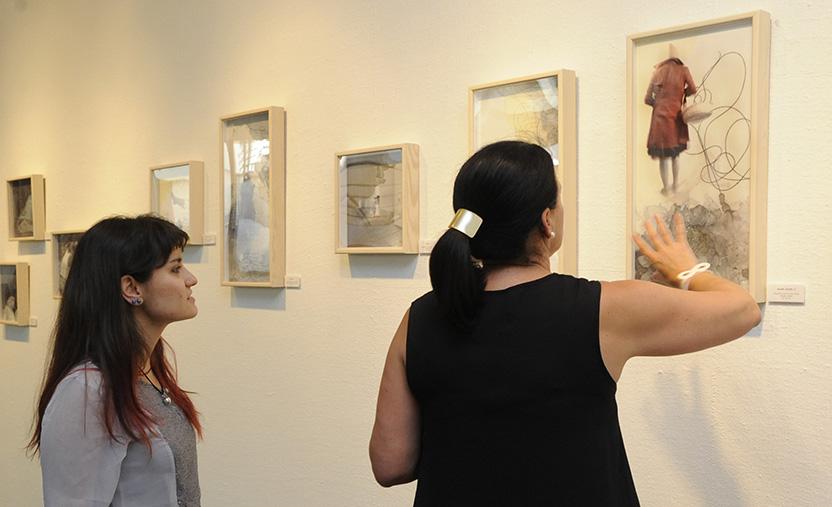 Exposición individual Helena Losada