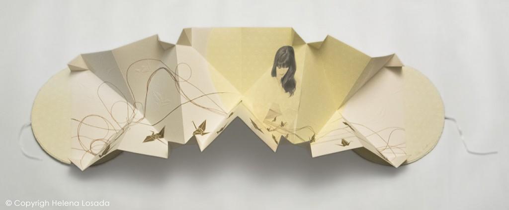 exposición de libros de artista