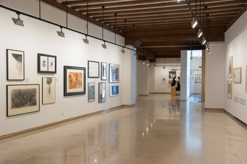 V Bienal Internacional de Grabado Aguafuerte de Valladolid