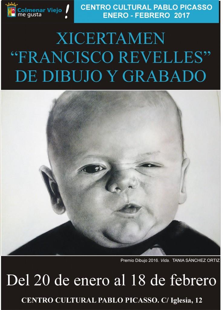Certamen Francisco Revelles de Dibujo y Grabado