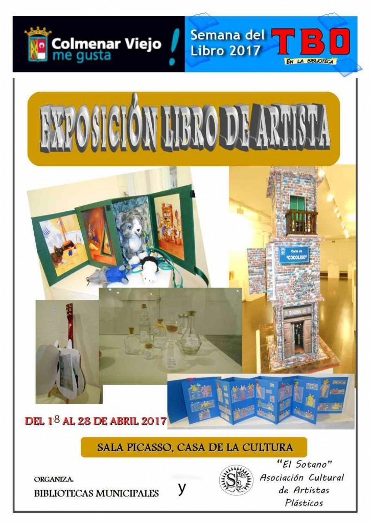 EXPOSICION LIBRO DE ARTISTA