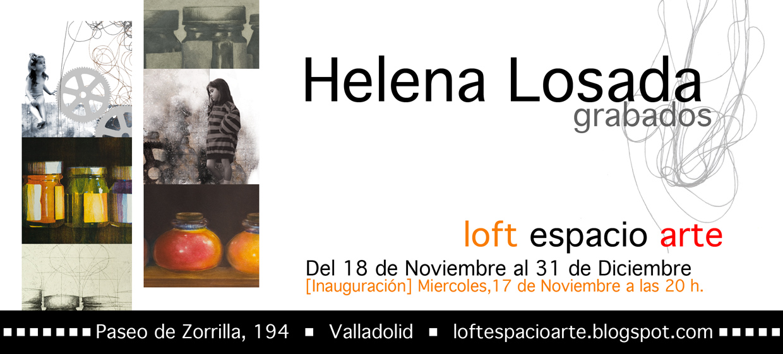 [:es]Exposición individual de grabado en la Galería Loft Espacio Arte de Valladolid[:en]Exposición individual en la Galería loft espacio arte[:]
