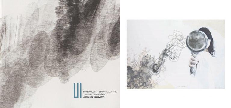 Obra seleccionada en el VI Premio Internacional de Arte Gráfico Jesús Núñez 2011