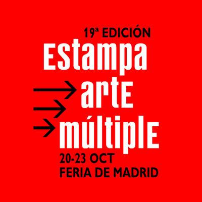 Feria internacional de Arte Múltiple Contemporáneo ESTAMPA - Helena Losada