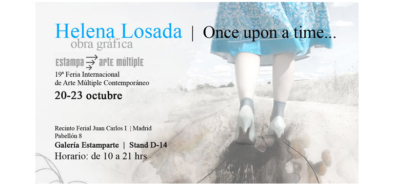Feria internacional de Arte Múltiple Contemporáneo - Helena losada