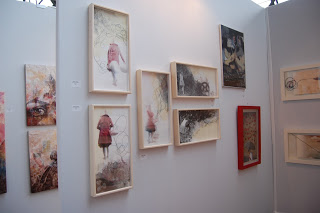 Affordable Art fair Brussels - Helena Losada