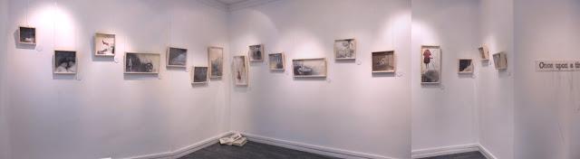 Exposición individual en Brita Prinz Arte
