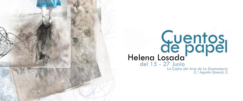 [:es]Cuentos de papel, próxima exposición individual en Madrid[:en]Cuentos de papel, próxima exposición en Madrid[:]