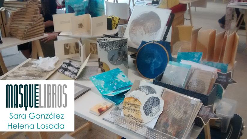 Feria del Libro de Artista MASQUELIBROS