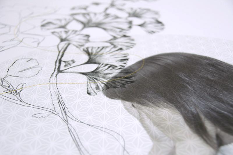 «Kibō» ha sido seleccionada en el XVII Premio de Grabado San Lorenzo del Escorial