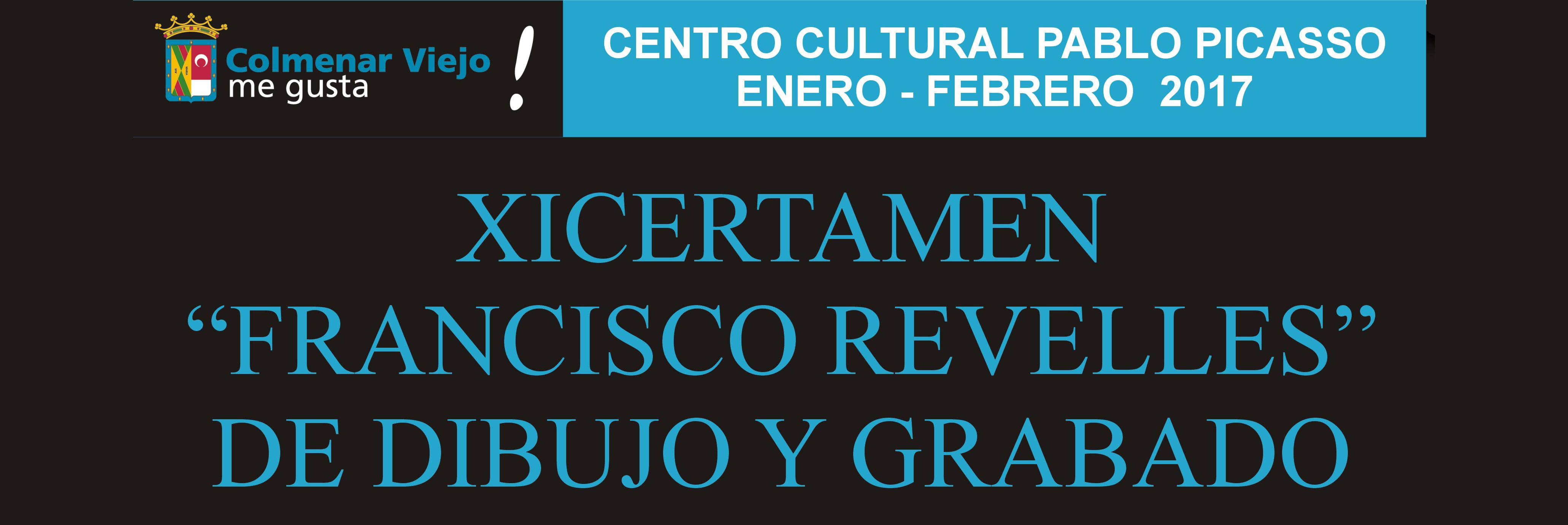 """Exposición XI Certamen """"Francisco Revelles"""" de Dibujo y Grabado"""