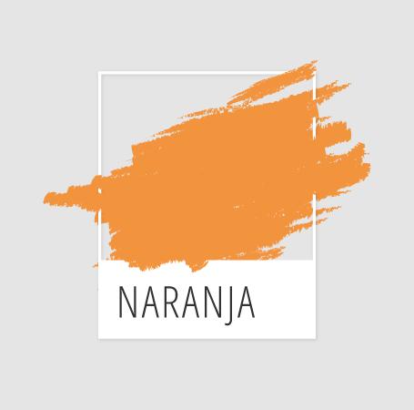 logotipo naranja