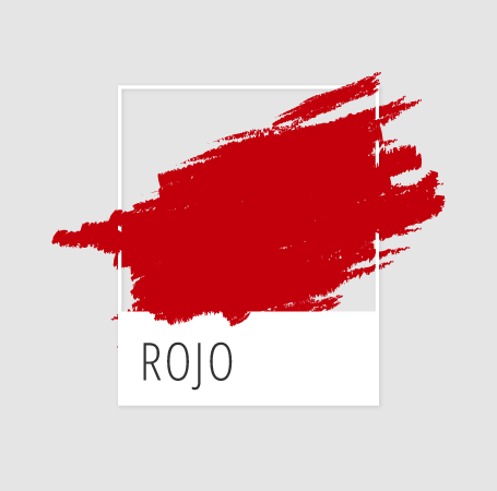logotipo rojo