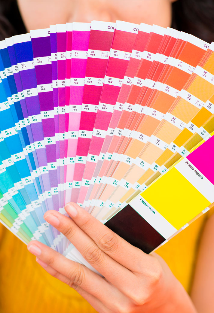 el color en diseño