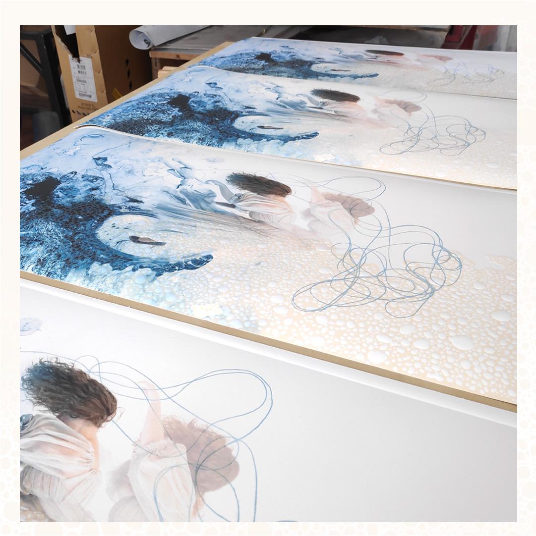 Helena Losada diseñadora gráfica freelance
